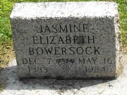 Jasmine Elizabeth Bowersock