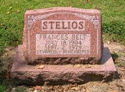 Frances <I>Belt</I> Stelios