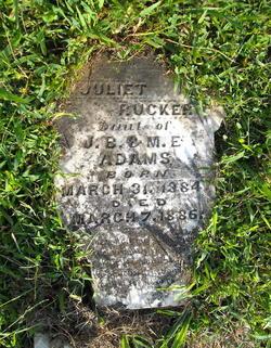 Juliet Rucker Adams