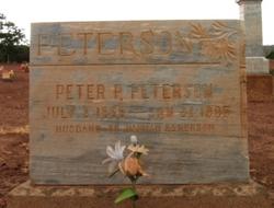 Peter P. Peterson