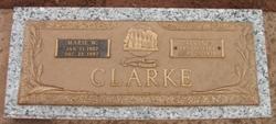 Marie Wilhelmina <I>Wolters</I> Clarke