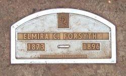 Elmira Elizabeth <I>Christoffersen</I> Forsyth