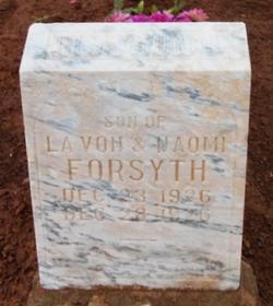 Clayson LaVon Forsyth