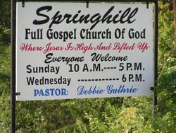 Springhill Cemetery