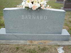 Carrie May <I>Tolbert</I> Barnard