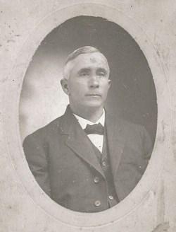 Charles Welborne Woodham