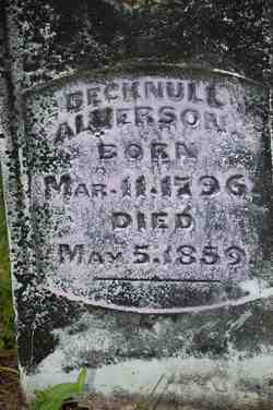 Becknull Alverson