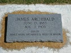 James Archibald, Jr