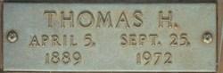 Thomas Houston Abernathy