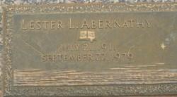 Lester L Abernathy