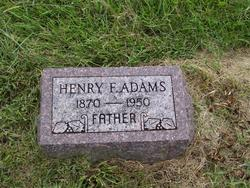 Henry Francis Adams