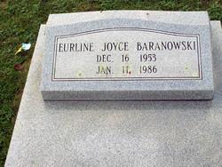 Eurline Joyce <I>Schmidt</I> Baranowski