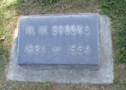 W W Brooks
