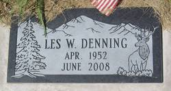 Les W Denning
