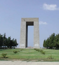 Canakkale Memorial and National Park