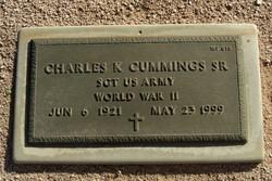 Charles K Cummings, Sr