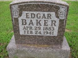 Joseph Edgar Baker