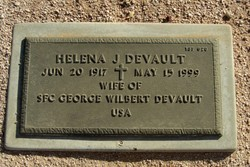 Helena J Devault