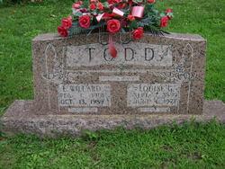 Louise <I>Gatliff</I> Todd