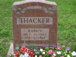 Rabon Thacker