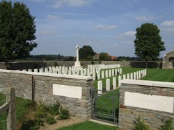Abeele Aerodrome Military Cemetery