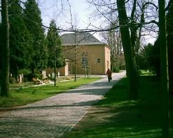 Friedhof Stephanuskirche