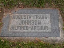 Augusta Hulda <I>Swanson</I> Johnson