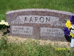 "Franklin Monroe ""Frank"" Aaron"
