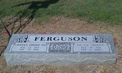 Iva Lee <I>Prueitt</I> Ferguson