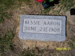 Bessie Aaron