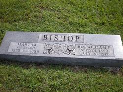 Martha <I>Vandergrift</I> Bishop