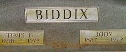 Tevis Dezel <I>Hall</I> Biddix