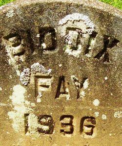 Fay Biddix