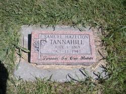 Samuel Hazelton Tannahill