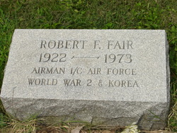 CPL Robert Freeman Fair