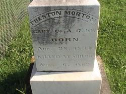 Capt Preston Morton