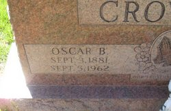 Oscar Brown Crowson