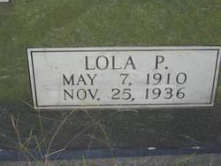 Lola <I>Prewitt</I> Ballard