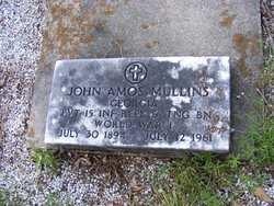 John Amos Mullins