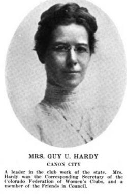 Jessie Marion <I>Mack</I> Hardy