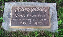 Verna <I>Keays</I> Keyes