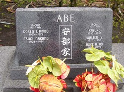 "Kazuko ""Betty"" Abe"