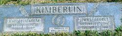 Mary Elizabeth <I>Kimbrel</I> Kimberlin