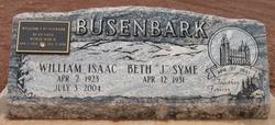 Beth J <I>Syme</I> Busnebark
