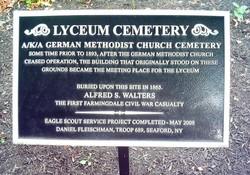 Lyceum Cemetery