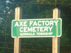 Axe Factory Cemetery