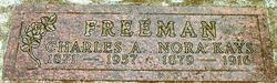Nora J. <I>Kays</I> Freeman