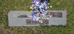 Annie Mae <I>McKeithan</I> Mercer