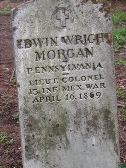 LTC Edwin Wright Morgan