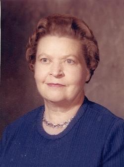 Bessie Jane Brough